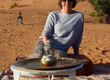 jean in sahara desert kim atkins took oct 2017
