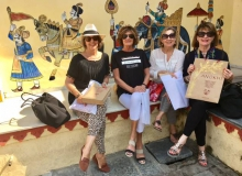 shopping in Udaipur Princess Diary tour 2017